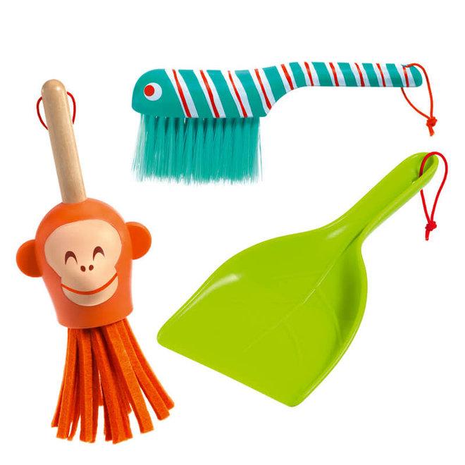Djeco Mister Clean Schoonmaakset