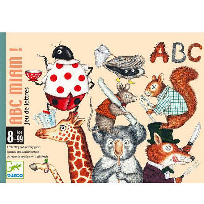 Kaartspel ABC Miam 8+