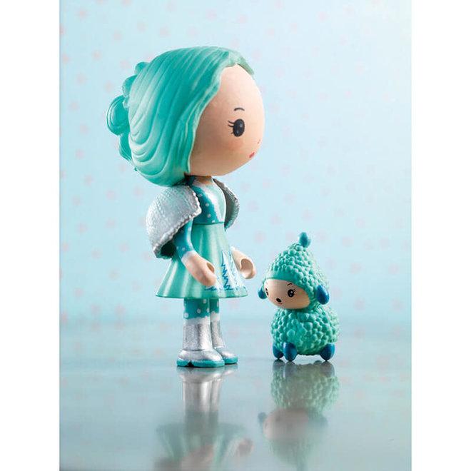 Djeco Tinyly Cristale & Frizz