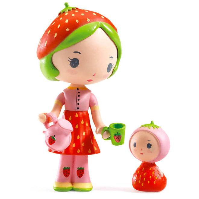 Djeco Tinyly Berry & Lila