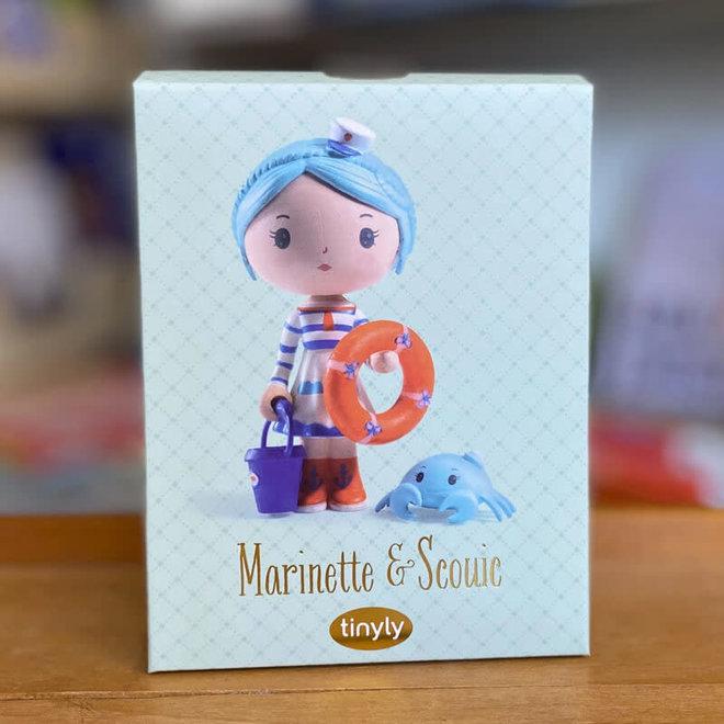 Djeco Tinyly Marinette & Scouic