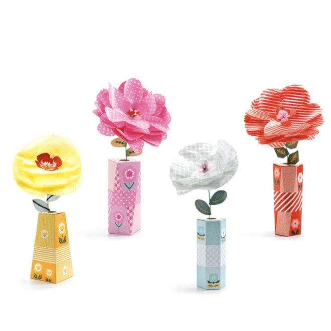 DIY knutselset bloemen 6+