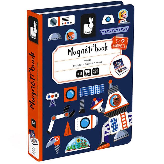 Janod Magneetboek ruimte