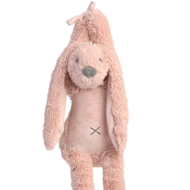 Happy Horse Muziekknuffel Rabbit Richie oudroze
