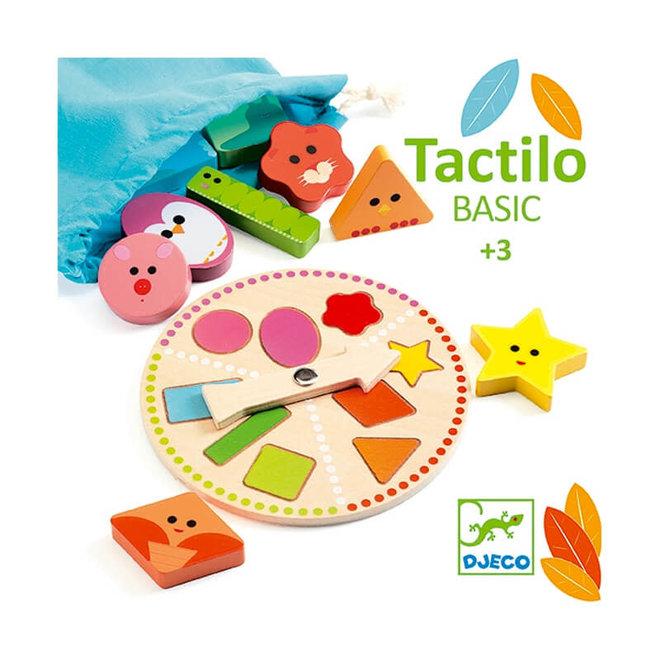 Djeco Spel Voel & Vind 'TactiloBasic'