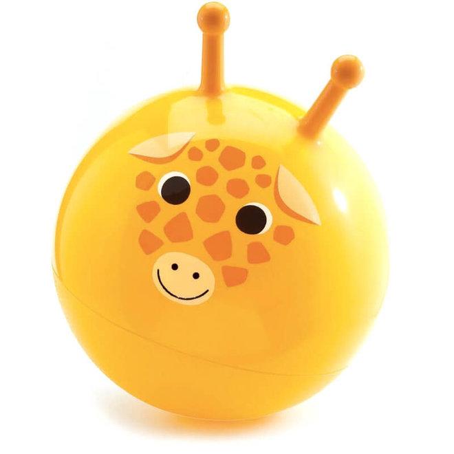 Skippybal giraf
