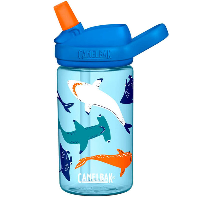 Drinkfles haaien