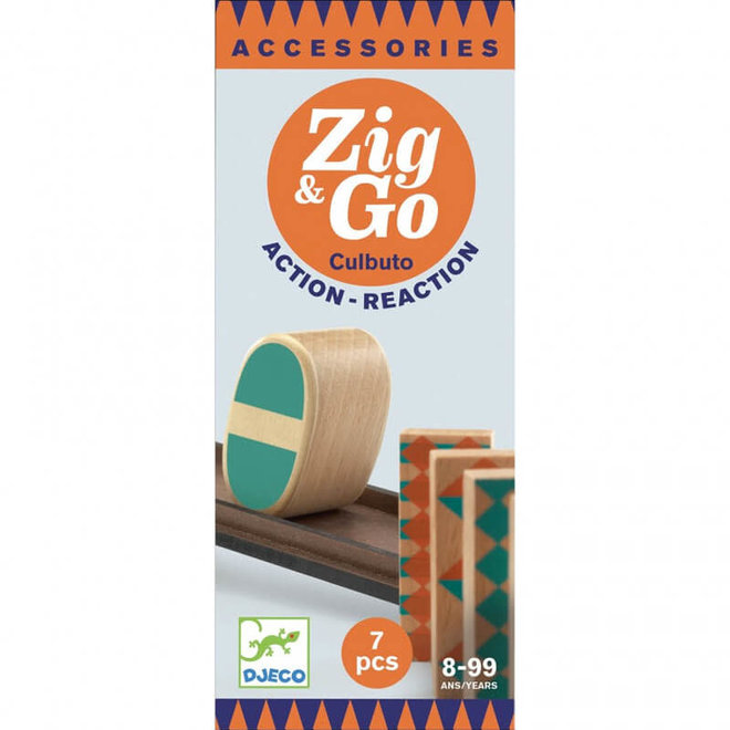 Zig & Go uitbreiding Culbuto 8+