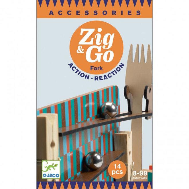 Zig & Go uitbreiding vork 8+