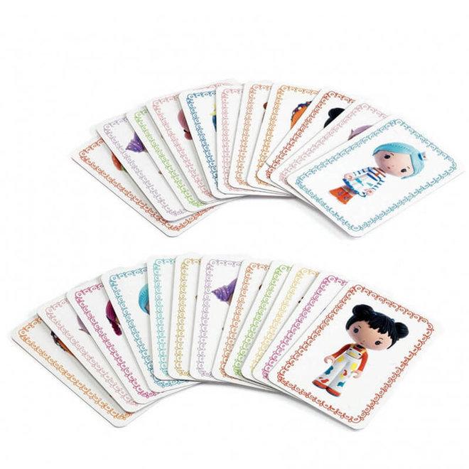 Djeco Mini Mistigri - Tinyly Kaartspel