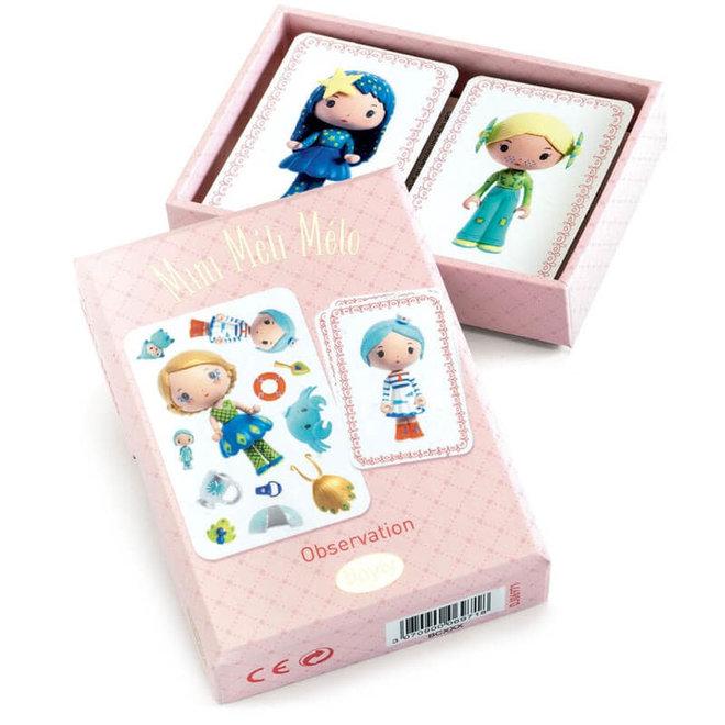 Kaartspel Mini Méli Mélo