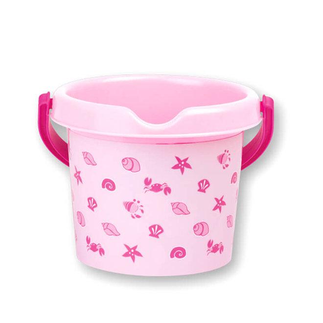 Emmerset schelpjes roze