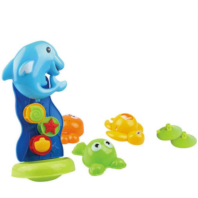 Badspeelgoed dolfijn 1+