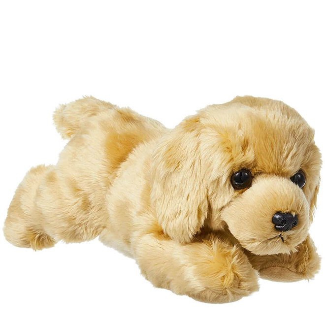 Knuffel hond labrador Goldie