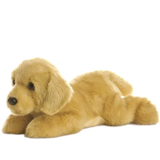 Knuffel hond labrador Goldie (30cm)