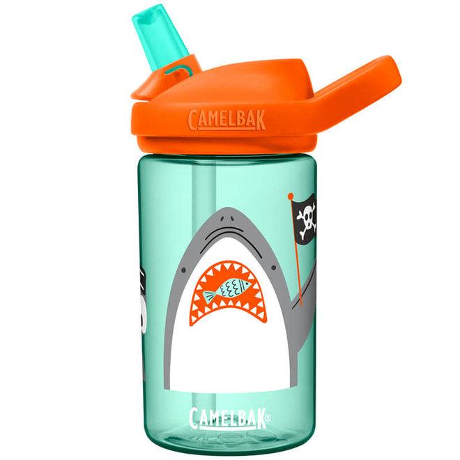 Drinkfles piraten haai