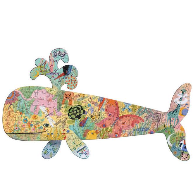 Puzzel walvis (150st) 6+