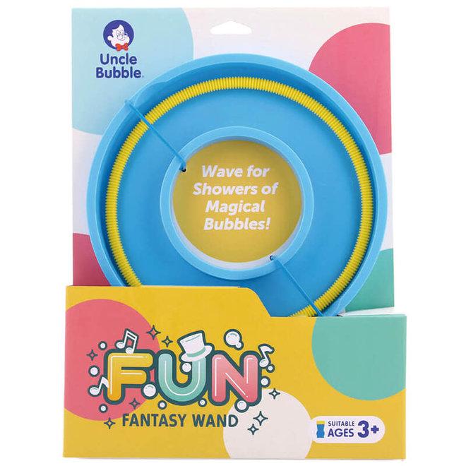 Bellenblaas grote bubbels