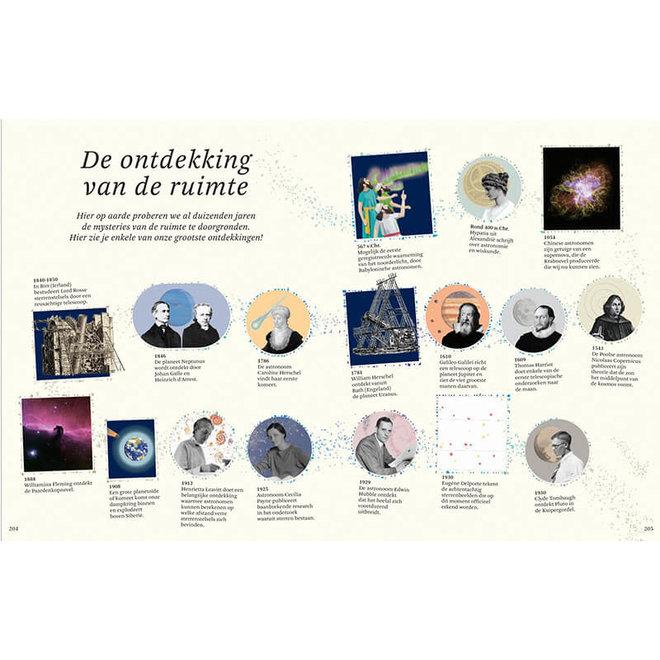 Het dikke boek van ons bijzondere heelal
