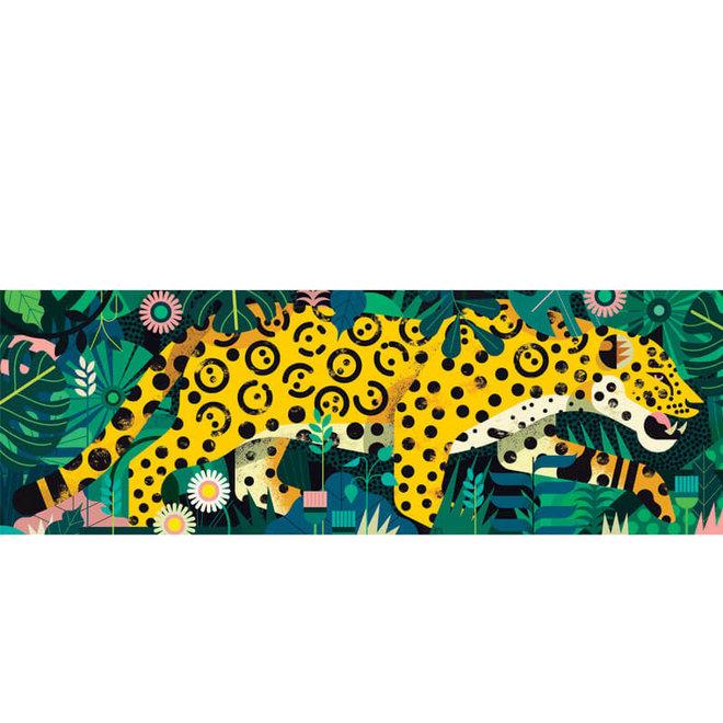Puzzel 1000 stukjes - Luipaard