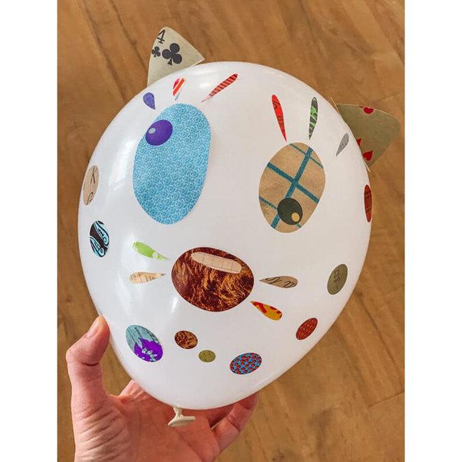 Djeco Do It Yourself - Ballon beesten