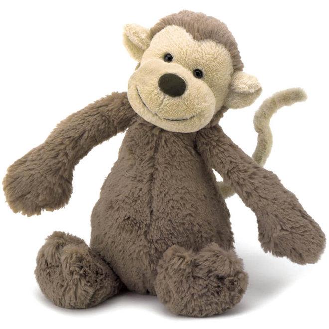 Knuffel aap medium