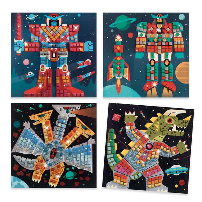 Mozaiek ruimte (5-8 jaar)