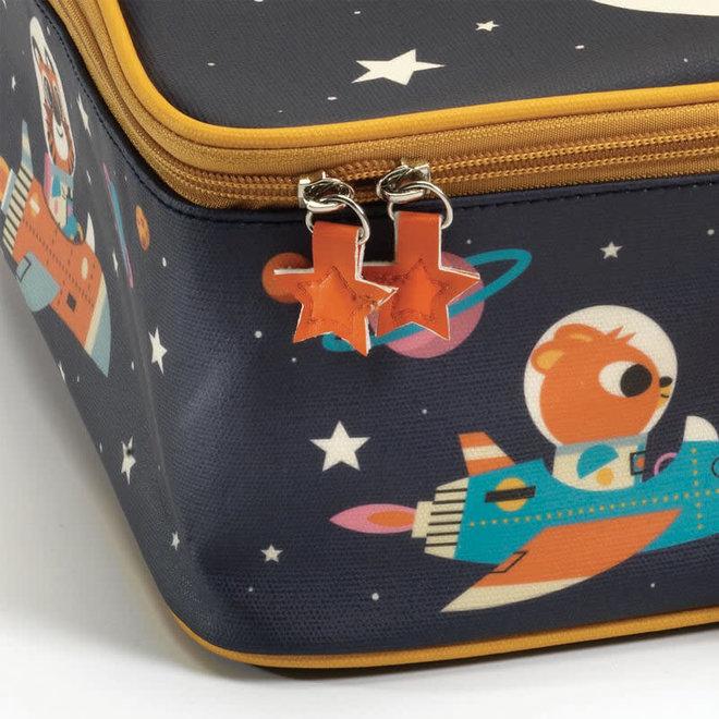 Djeco Kinderkoffer Ruimtevaart