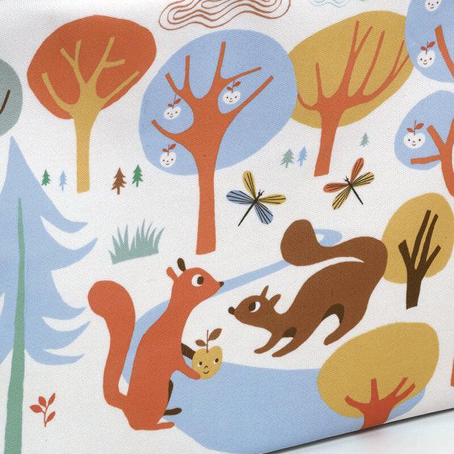 Djeco Kinderkoffer Eekhoorns in het bos