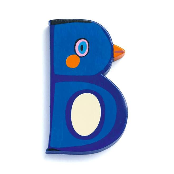 Djeco Dieren Letter - B