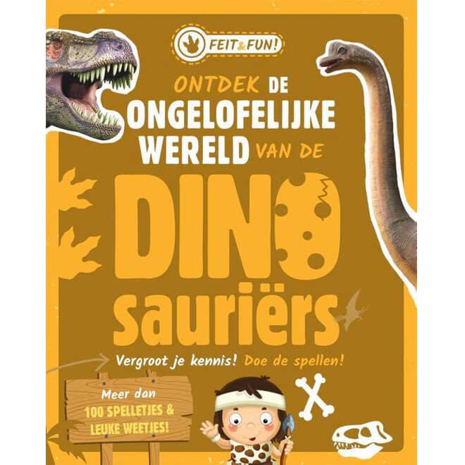 Feit & fun - Dinosauriers