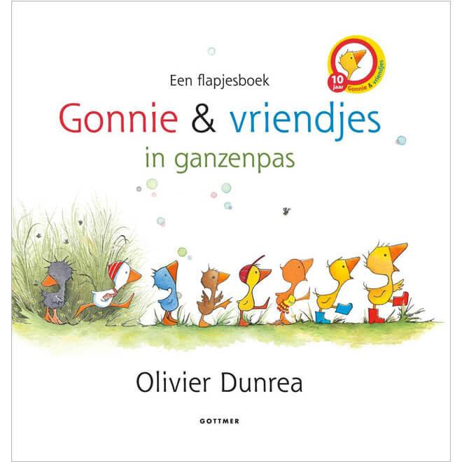 Gonnie & vriendjes flapjesboek