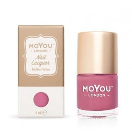 MoYou London MoYou Stempellak 9 ml Mulled Wine