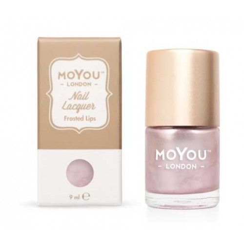 MoYou London MoYou Stempellak 9 ml Frosted Lips