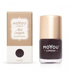 MoYou London MoYou Stempellak 9 ml Toasted Mocha