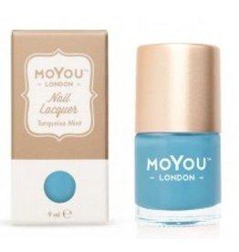 MoYou London MoYou Stempellak 9 ml Turquoise Mint