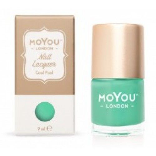 MoYou London MoYou Stempellak 9 ml Cool Pool