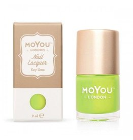 MoYou London MoYou Stempellak 9 ml Key Lime