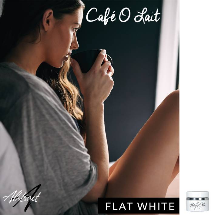 Abstract Colorgel 5 ml Flat White CG200