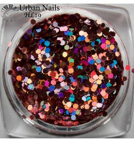 Urban Nails Urban Nails hexagon Line 19