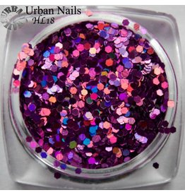 Urban Nails Urban Nails hexagon Line 18