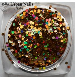 Urban Nails Urban Nails hexagon Line 09