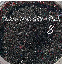 Urban Nails Urban Nails glitter dust 08