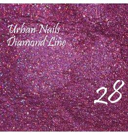 Urban Nails Urban Nails diamond line 28