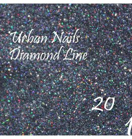 Urban Nails Urban Nails diamond line 20