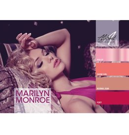 Abstract Brush N' Color collectie Marilyn Monroe