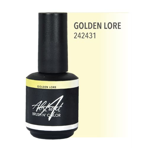 Abstract Abstract Brush n' Color 15 ml Golden lore