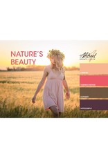 Abstract Abstract Brush n' Color Nature's Beauty collectie