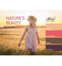 Abstract® Abstract Brush n' Color Nature's Beauty collectie