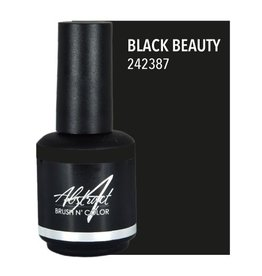 Abstract Brush N' Color 15 ml Black Beauty